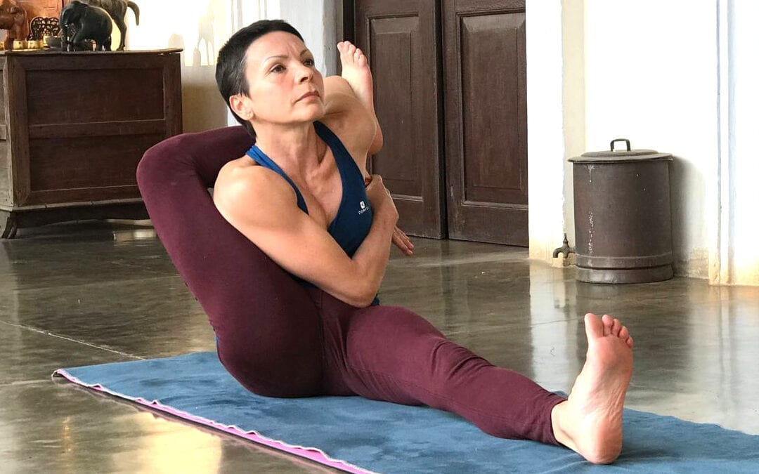 Ashtanga Vinyasa yoga retreat with Simona Brusoni