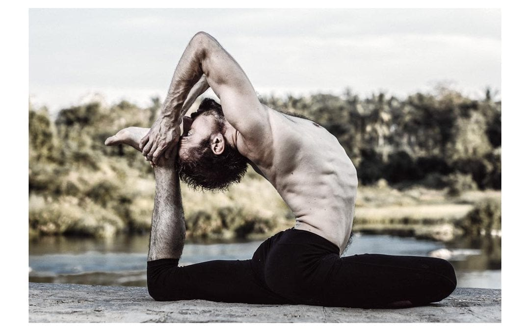 Ashtanga yoga retreat with Ty Landrum