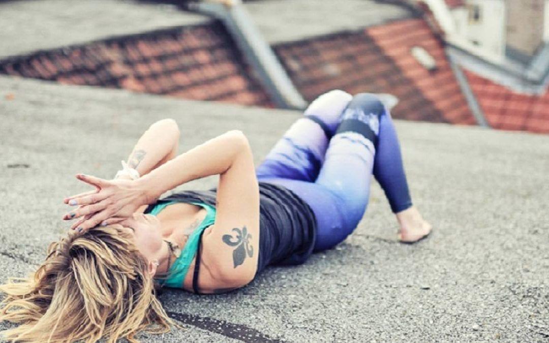Ritiro Vinyasa Flow Yoga con Victoria Larsson