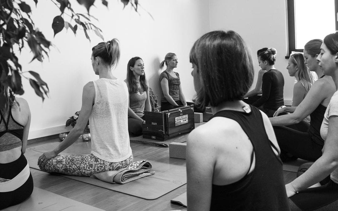 Jivamukti yoga retreat with Alexandra Colombo and Magali Lehners