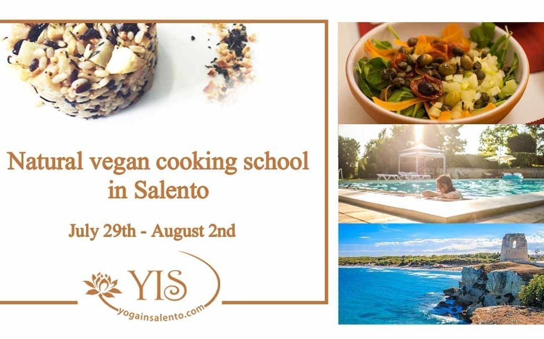 Natural Vegan Cooking School in Salento