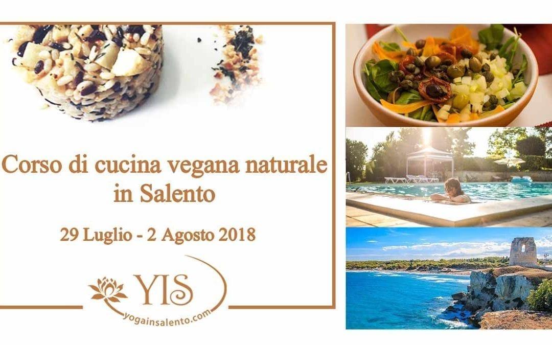 Corso di cucina naturale in Salento