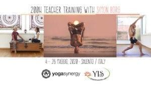 formazione insegnanti yoga simon borg