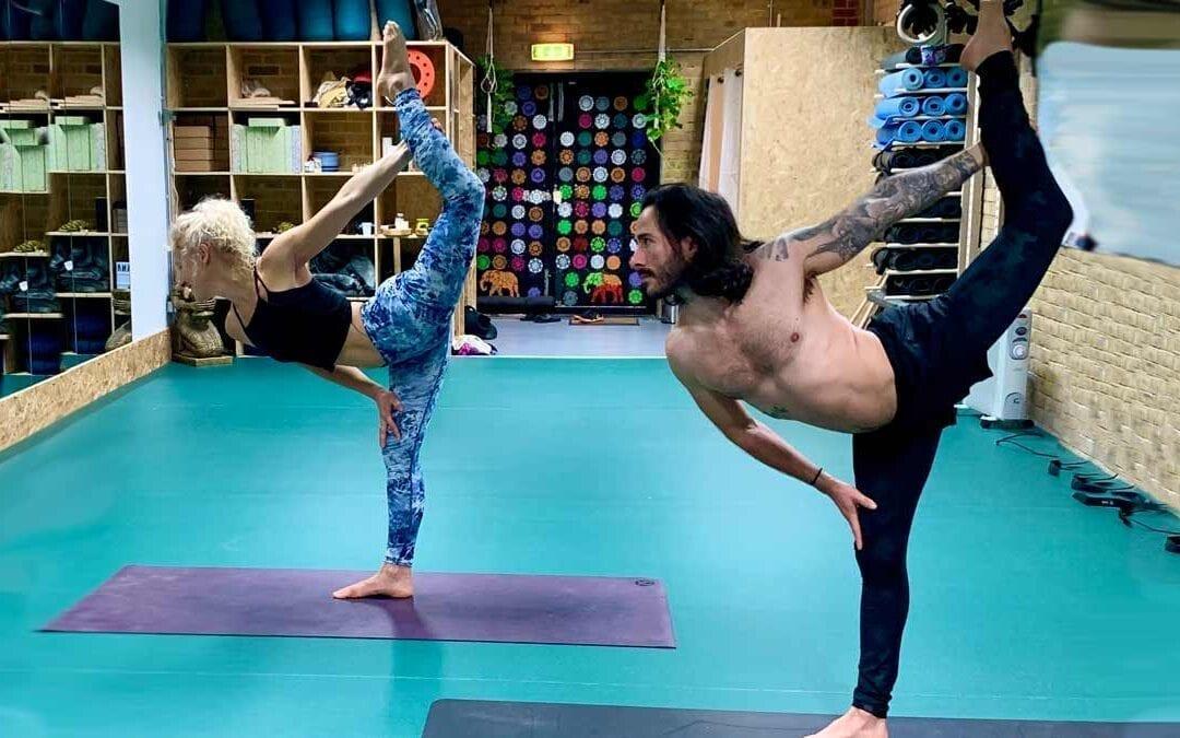Dharma and Vinyasa yoga retreat with Ellie Steel and Steve Mcgoldrick