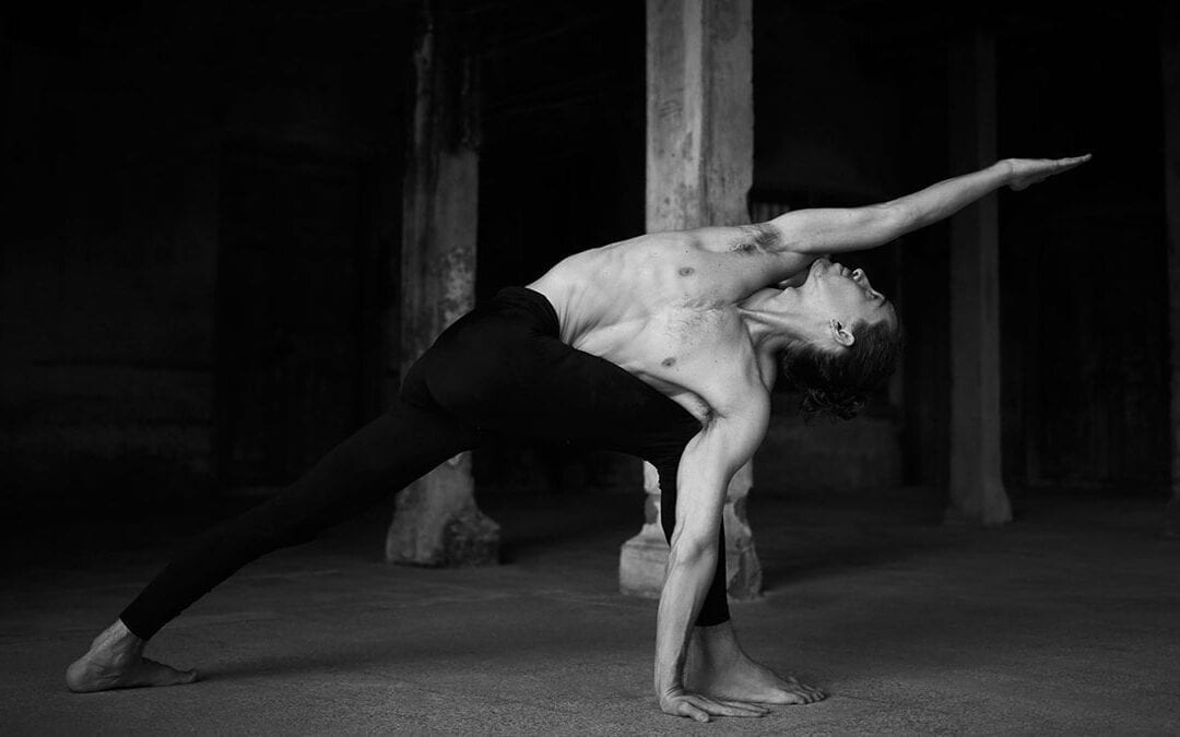 Ashtanga yoga retreat : Breath and Bandha with  Lucien Sanchez Zuber
