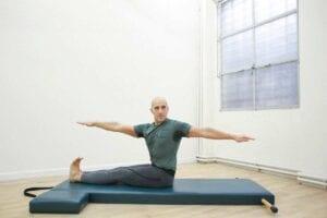 Ritiro di pilates con Emanuele Specchio